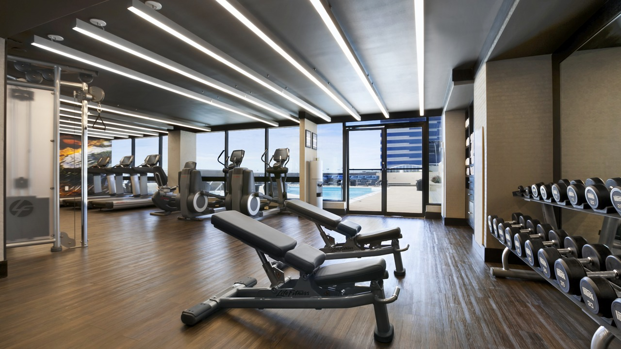 Fitness Center 906781