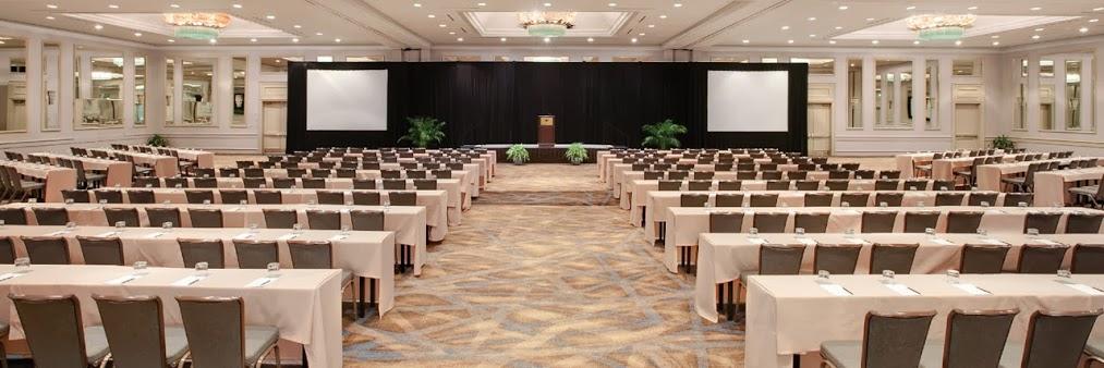 Hyatt Regency Birmingham Alabama Hotel Ballroom Classroom