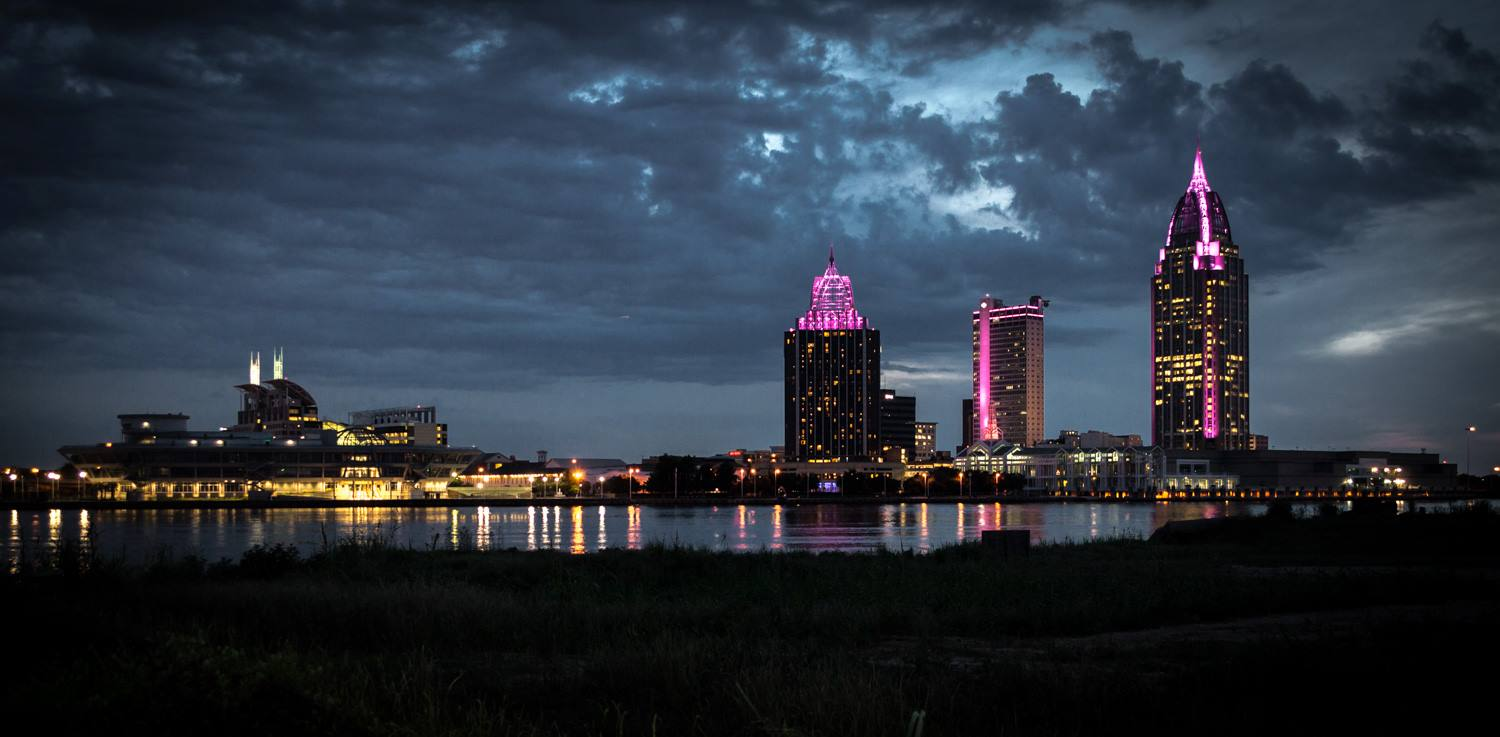 city of mobile water
