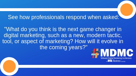 MDMC Speakers Share Game Changing Ideas in Digital Marketing