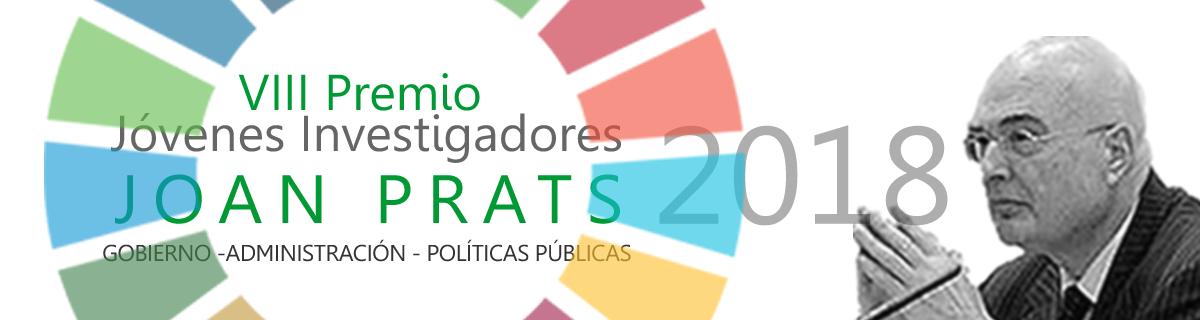 Banner PremioJoanPrats2018 VER1
