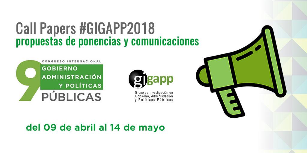 banner CallPapersGIGAPP2018 3 Twitter