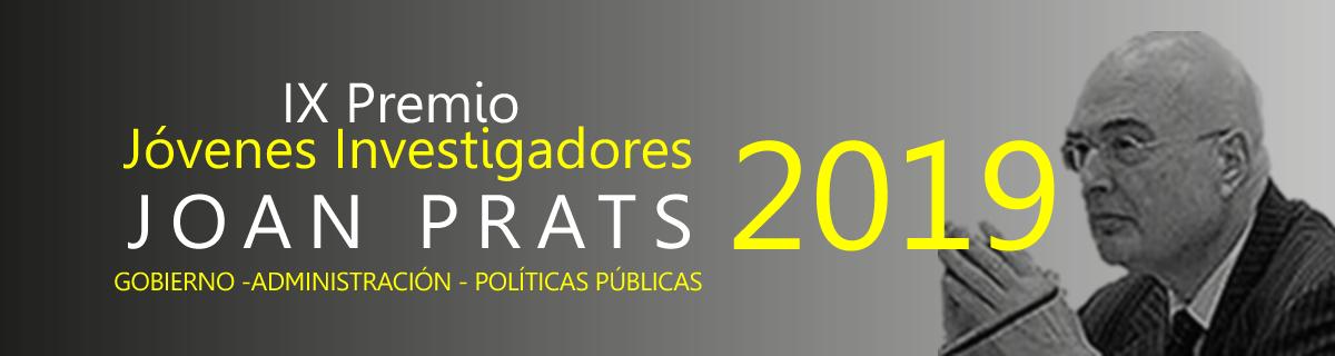 Banner PremioJoanPrats2019 VER1