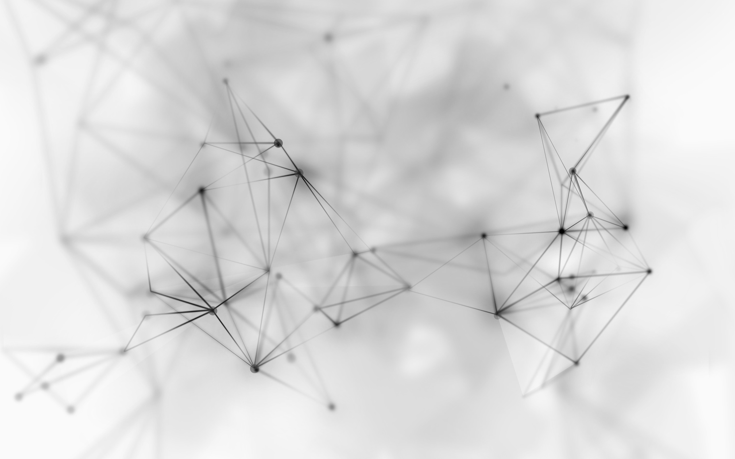 Network Abstract Wallpaper