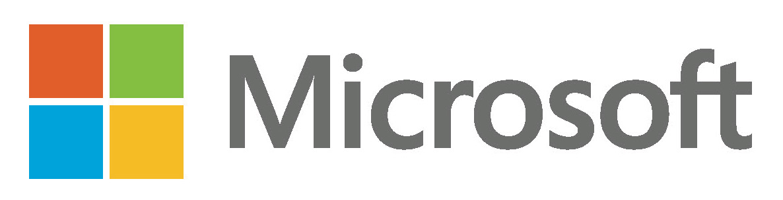 MSFT logo c C Gray