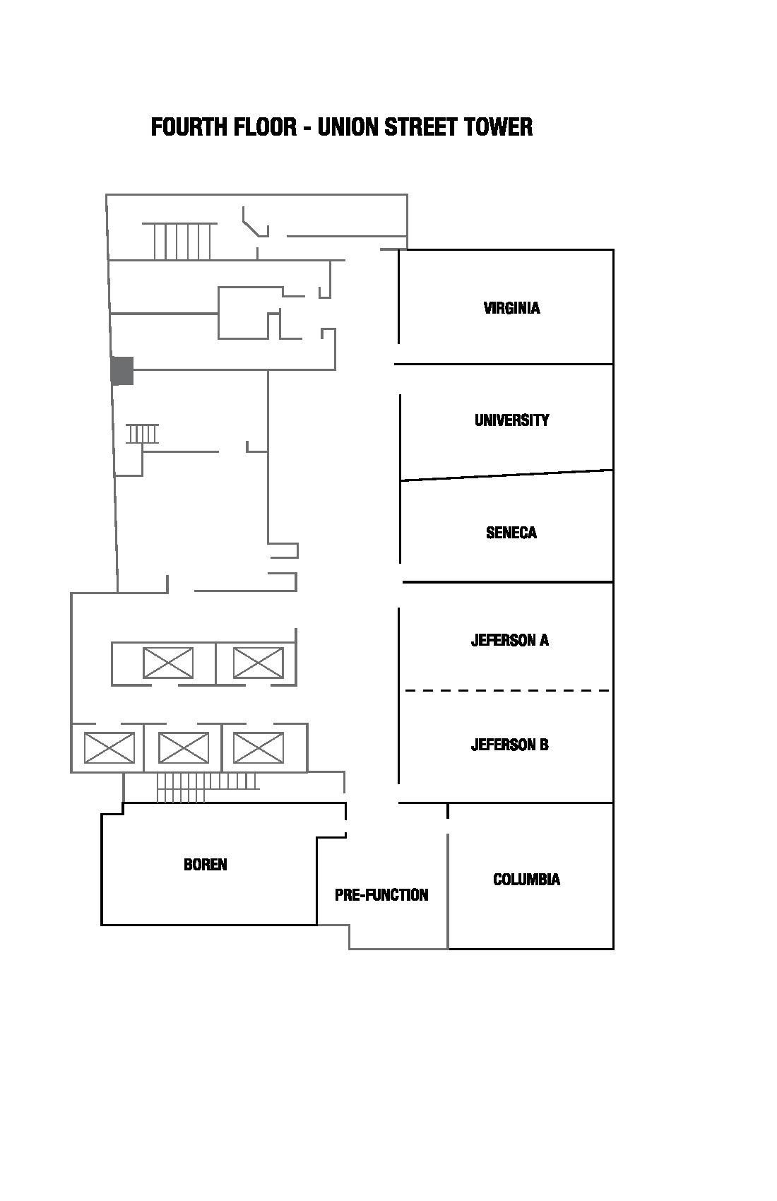 Sheraton Floor Plan Page 2