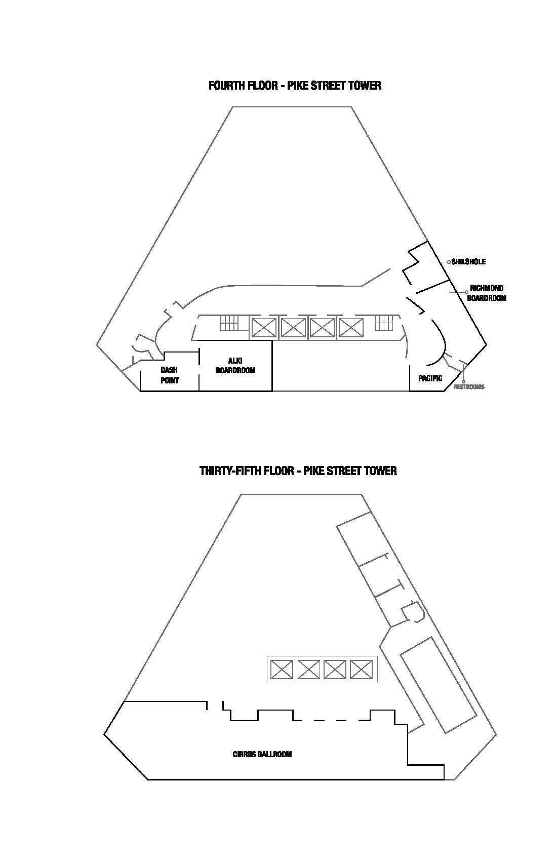 Sheraton Floor Plan Page 3