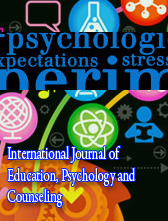 International Journal of Education Psychology and Counseling