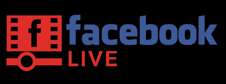 facebook live logo png 4